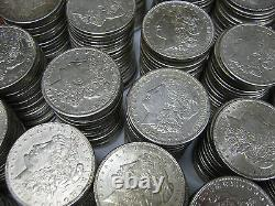 (100) 1921 Morgan Silver Dollar United States Coins with nice Details