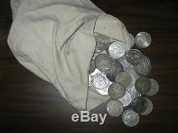 100 Pre 1921 Morgan Silver Dollars In Vf Au Cull Condition U. S. Dollars