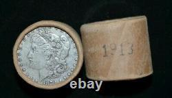 $10 Morgan Silver Dollar Roll Vintage Unopened! 1878 1904