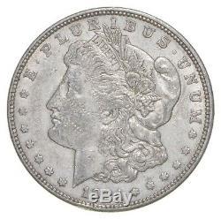 (10) VG+ 1921 Morgan Silver Dollar 90% Bullion 1/2 Roll Eagle Rev. American