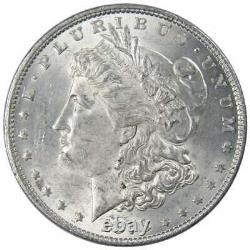 1878 7TF Rev 78 Morgan Dollar AU About Uncirculated 90% Silver $1 US Coin