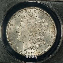 1878-CC $1 Morgan Silver Dollar Carson City Mint ANACS MS 62 SKU-Y2028