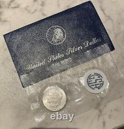 1878 CC GSA SOFT PACK MORGAN DOLLAR UNGRADED. BEAUTIFUL & Frosty