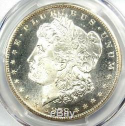 1878-CC Morgan Dollar $1 PCGS MS64+ PL Prooflike Plus Grade $2,000 Value