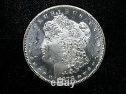 1878 CC Morgan Silver Dollar $1 GSA Hoard NGC MS63 ECC&C, Inc