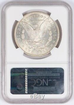 1878-CC Morgan Silver Dollar $1 NGC MS63