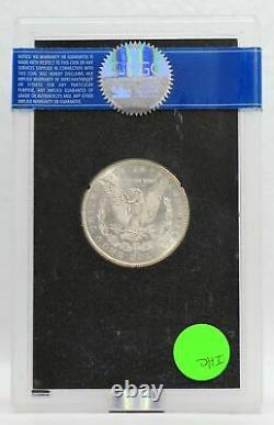1878-CC Morgan Silver Dollar GSA NGC MS64 Carson City Coin JJ421