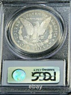 1878-CC Morgan Silver Dollar PCGS MS62PL Blast White Proof Like & Cameo PQ #G96