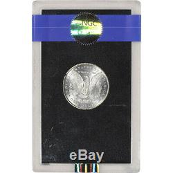 1878-CC US Morgan Silver Dollar $1 GSA Holder Uncirculated NGC MS63