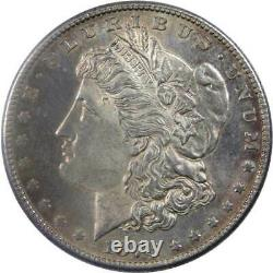 1878 S Morgan Dollar AU About Uncirculated 90% Silver $1 US Coin Collectible