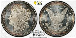 1878 S Morgan Silver Dollar PCGS MS64+ anacs crossover was ms65 dmpl