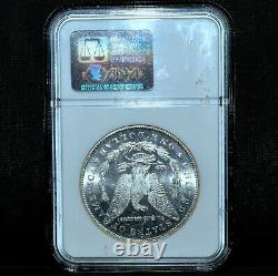 1878-cc $1 Morgan Silver Dollar Ngc Ms-64 S$1 Carson City Unc Bu Trusted