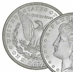 1879-S Morgan Silver Dollar Brilliant Uncirculated Unc