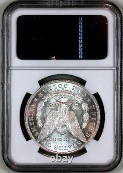 1879-s Ms65+ Ngc Morgan Silver Dollar Premium Quality Superb Eye Appeal