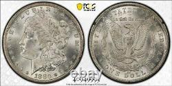1880-CC $1 Silver Morgan Dollar in GSA Hoard Holder PCGS MS-63