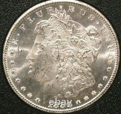 1880-CC Carson City GSA Morgan Silver Dollar In Black Box