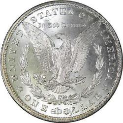 1880 Morgan Dollar BU Uncirculated Mint State 90% Silver $1 US Coin Collectible