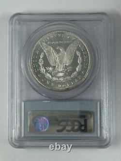 1880-S Morgan Silver Dollar MS63DMPL PCGS MS 63 DMPL Deep Mirror Proof Like