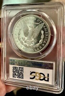 1880-S Morgan Silver Dollar PL! MS66PLPCGSNEAR DMPLGreat Frost & Mirrors