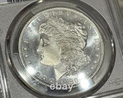 1880-S PCGS MS67 Morgan Silver Dollar Gem Coin