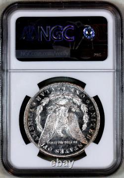 1880-s Ms65 Ngc Morgan Silver Dollar Premium Quality & Eye Appeal