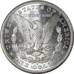 1881 S Morgan Dollar BU Uncirculated Mint State 90% Silver $1 US Coin