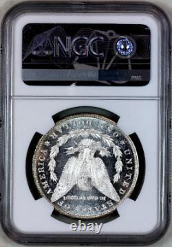 1881-cc Ms62 Dpl Ngc Proof-like Morgan Silver Dollar Superb Eye Appeal