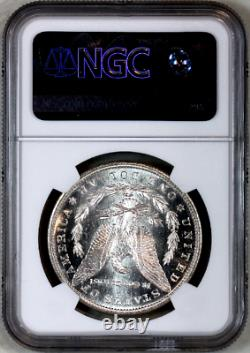 1881-s Ms64 Pl Ngc Proof-like Morgan Silver Dollar Premium Quality
