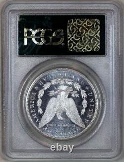 1881-s Ms65 Pl Pcgs Proof-like Morgan Silver Dollar Premium Quality