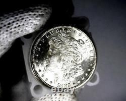1882 S GEM BU Morgan Silver Dollar MS 1 Choice Mint UNC From Roll Estate Lot