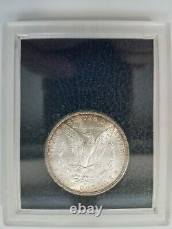 1882 S Morgan Dollar Redfield Collection Hoard Pedigree Paramount Rim Toning