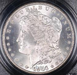 1883 CC Morgan Silver Dollar Coin Pcgs Ms65 Cac