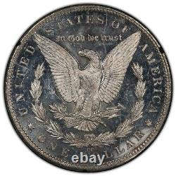 1883 CC Morgan Silver Dollar GSA DEEP MIRRORS HIGH GRADE PL DMPL BOX COA LUSTER