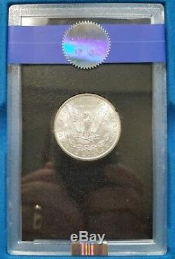 1883 CC Silver Morgan Dollar NGC MS 63 GSA Hoard Carson City Toned Toner Toning