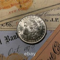 1883 O GEM BU Morgan Silver Dollar Mint 1 Choice MS UNC From Roll Estate Lot