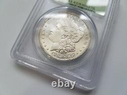 1883 P Silver Morgan Dollar PCGS MS 62 DMPL Deep Mirrors OGH PL DPL Coin