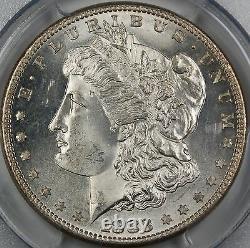 1883-S Morgan Silver Dollar, PCGS MS-62 Very Choice BU Coin