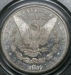 1884 CC $1 Morgan PCGS MS64 DMPL White Deep Mirror Proof Like GSA Silver Coin