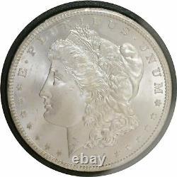 1884 CC Carson City $1 Morgan Silver Dollar NGC MS65+ GSA Hoard Uncirculated