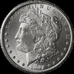 1884 -CC Morgan Silver Dollar Brilliant Uncirculated BU