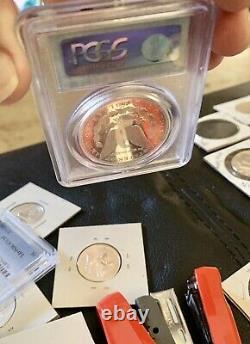 1884 CC Morgan Silver Dollar! MS63PL PCGS Carson City Proof Like Near DMPL