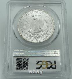 1884-CC PCGS MS65 Morgan Silver Dollar Blast White Coin