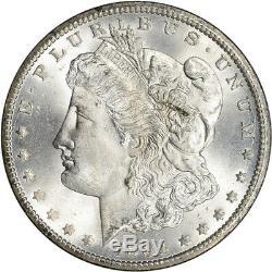 1884-CC US Morgan Silver Dollar $1 GSA Holder Uncirculated NGC MS66
