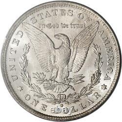 1884-O US Morgan Silver Dollar $1 PCGS MS63