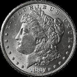 1884-P Morgan Silver Dollar Brilliant Uncirculated BU