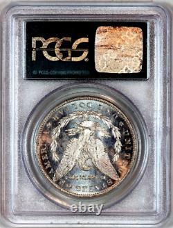 1884-cc Ms64 Dmpl Pcgs Proof-like Morgan Silver Dollar Premium Quality