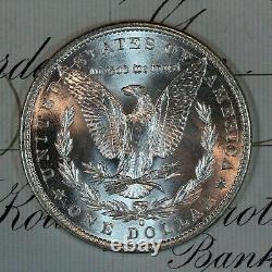 1884-o Choice Gem Bu Morgan Silver Dollar Fresh From Original Roll