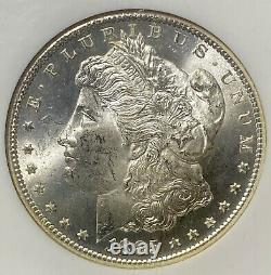 1885-CC NGC MS64 Morgan Silver Dollar Tough Key Date