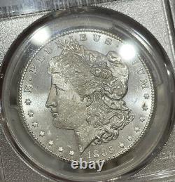 1885-CC PCGS & CAC MS64 Morgan Silver Dollar