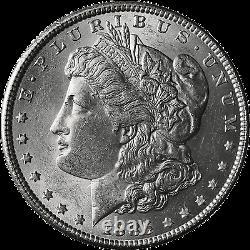 1885-P Morgan Silver Dollar Brilliant Uncirculated BU